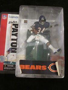 McFarlane NFL Legends Series 2 Chicago Bears Walter Payton Figurine Brand New