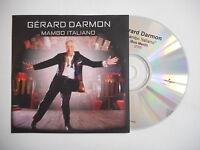 GERARD DARMON : MAMBO ITALIANO [ PROMO CD SINGLE ] ~ PORT GRATUIT