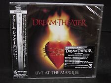 DREAM THEATER Live At The Marquee JAPAN SHM CD Majesty The Winery Dogs Adrenalin