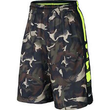 Nike Air Foamposite Pro Camo Camouflage Basketball Shorts Mens Size Medium M New