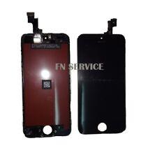 TOUCH SCREEN + LCD DISPLAY RETINA FRAME PER APPLE IPHONE 5S VETRO SCHERMO NERO