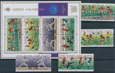 [G356505] Cook Islands 1976 Olympics good sheet set of stamps very fine MNH