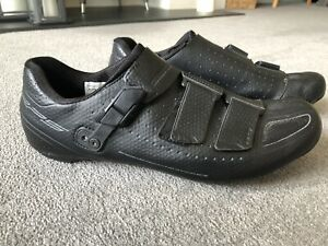 Shimano RP5 SPD-SL Road Shoes, Size 46, good condition, .