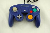 Manette officielle d'origine pour Nintendo GameCube GC violette (purple)