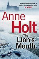 Anne Holt, The Lion's Mouth (Hanne Wilhelmsen 4) (Hanne Wilhelmsen Series), Very