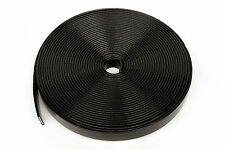 PVC  Webbing - 10m  x  19mm Black