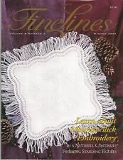 FineLines Magazine Winter 2004 Vol 8 No 3