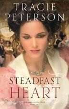 NEW Christian Fiction! Steadfast Heart (Brides of Seattle #1) - Tracie Peterson
