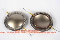 1.75'' Universal  tweeters diaphragm voice coil ,44.4 mm ,8 ohm