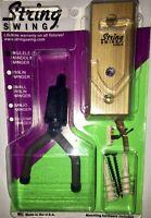 NEW String Swing Ukulele/Mandolin Hanger CC01UK Ash - Mounting Hardware Included