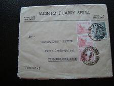 ESPAGNE - enveloppe 1941 (cy79) spain