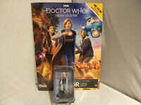 DOCTOR WHO FIGURINE COLLECTION  ISSUE 138 RARE 13TH DOCTOR VARIANT ISSUE