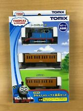 TOMIX N scale Thomas Vehicle Set 93810 Train Model Steam Locomotive