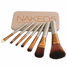 7pcs Makeup Brush Set Pro Cosmetic Brushes Powder Foundation Eyeshadow Lip Tool