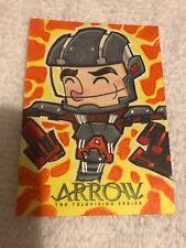 Arrow Season 4 Stickers Chase Card S6