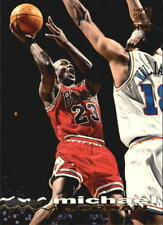 Michael Jordan Topps Stadium Club #169 1993/94 NBA Basketball Card