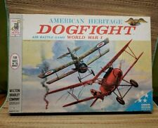 Vintage 1962 air battle game Dogfight World War I by American Heritage