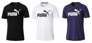 PUMA Essential Herren Ess Logo Tee No.1 Tee / T-Shirt Kurzarm 851740