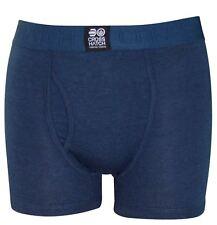 Crosshatch Mens Cotton Boxer Shorts Underwear Trunks 2 & 3 Pack Triplet2 XLarge - W38- W40