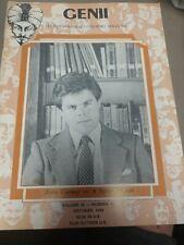 John Carney Special Issue 1982 Genii Conjurors Magazine Vol.46 No.10