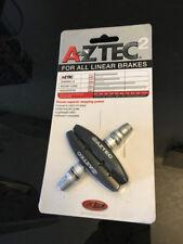 Delta Aztec2 Aztec 2 Road & Mtb Bike Linear Threaded-Post V-Brake Pads / Shoes