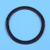 Steering Wheel Panel Ring Cover Trim Sticker Decor Fit For Mini Cooper R55 56 60