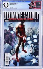 Marvel Ultimate Fallout 4 CGC 9.8 1st Custom Label