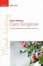 Carol Songbook: High voice Solo Voice Other Collection Wilberg, Mack