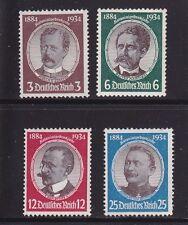 Germany 432-435 MNH