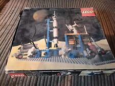 LEGO CLASSIC SPACE ALPHA 1 COMPLETE WITH ORIGINAL Instructions and Box