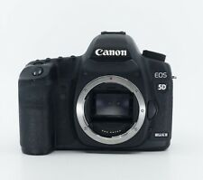 Canon 5D MKII Digital SLR Camera Body with extra batteries