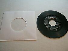 "The Platters ‎– I Love You 1000 Times / Don't Hear, Speak, See No Evil 7"" 45 RPM"