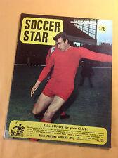 Vintage : SOCCER STAR : Weekly Football Magazine : 5 July 1968