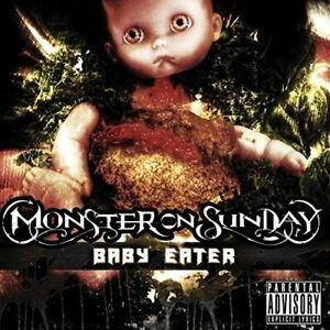 Monster On Sunday-Baby Eater (US IMPORT) CD NEW