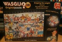 WASGIJ? Original No 28 - Puzzle - Dropping The Weight 1000 Pieces