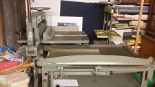 Kartonschneidemaschine - Schneidetisch von Wilhelm Leo's Nachfolger GmbH