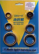 Engine Oil Seal Kit  KTM 250 SX 2003-2016 250 300 EXC 04-16 2stk (Mitaka) 269