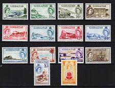 Gibraltar - #1390-1403, cat. $ 42.25