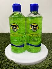Banana Boat Soothing After Sun Gel with Aloe Vera 16oz ( Lot of 2 ) Free Ship🔥