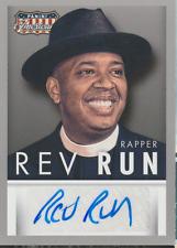 Rev Run 2015 Panini Americana autograph auto card S-RUN