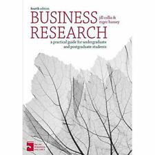 Business Research: A Practical Guide for Undergraduate  - Paperback NEW Collis,