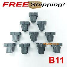 10PCS GRILL CLIP LOCK FIT FOR TOYOTA HILUX PICKUP TRUCK RN20 RN25 SR5 MK2 2nd