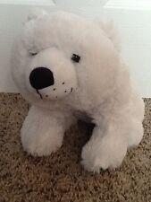 Teacher's Kohl's Cares Plush Eric Carle White Polar Bear Polar Bear Perfect
