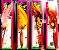 Gapen's Flicker Plus 1 oz. Fishing Lure - Choice of Color & Size  (One Package)