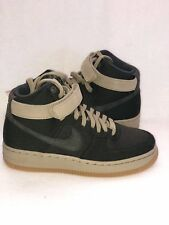 cheap for discount 3ed49 65a2c NIKE WOMEN S AIR FORCE 1 HI UT SHOES Sequoia Olive AJ2775 300 Size 5.5