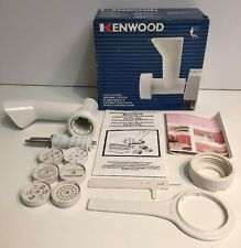 Vintage Kenwood Pasta Maker Extruder Model A936 for A900 Series Attachment Part