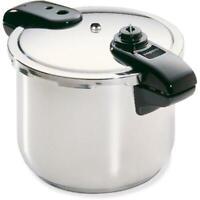 Presto 01370 8-Quart Stainless Steel Pressure canner & Cooker BRAND NEW