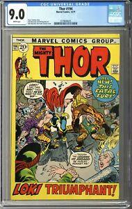 Thor #194 CGC 9.0