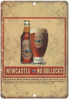 "Amos Beer Vintage Man Cave Décor 10/"" x 7/"" Reproduction Metal Sign E247"