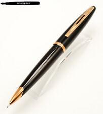 Waterman Carene Twist Mechanism Pencil (0.7 mm) in Black-Gold